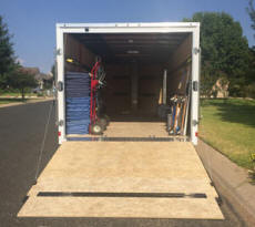 A & L Moving company does local moves in the Texas Hill Country.
